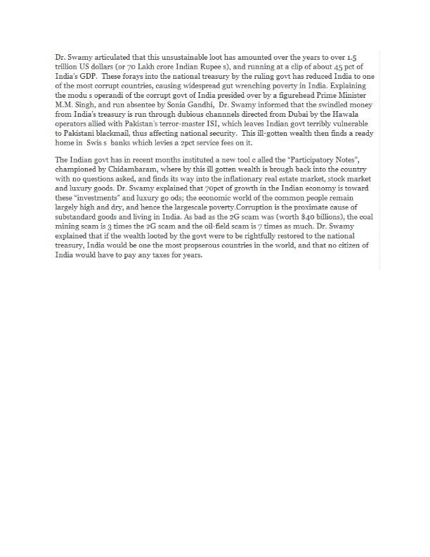 IndoAmerican News_Dr. Swamy & HMSA_Houston_07.25.2012_002