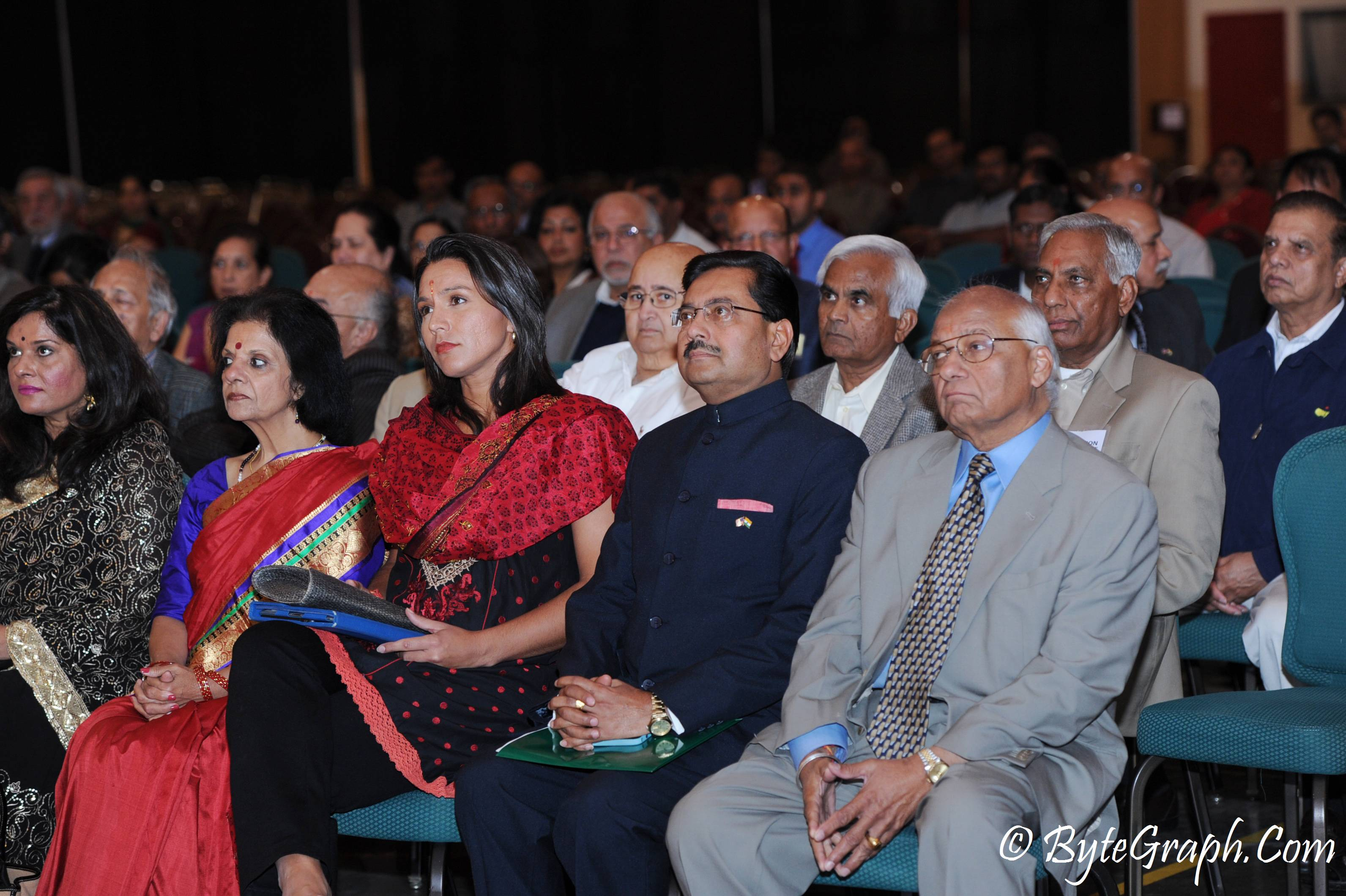 USHA Event - View of Audience - 1