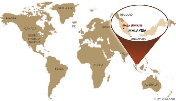 Malaysia judge warns hindus statues hurt feelings threaten malaysia world map gumiabroncs Choice Image