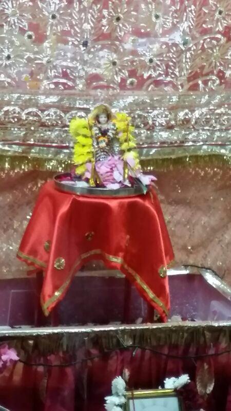 Recreating the Shrine of Mata Kheerbhawani
