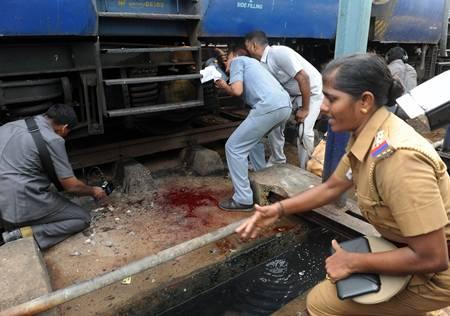INDIA-ELECTION-UNREST-BLAST