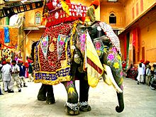 220px-Decorated_Indian_elephant