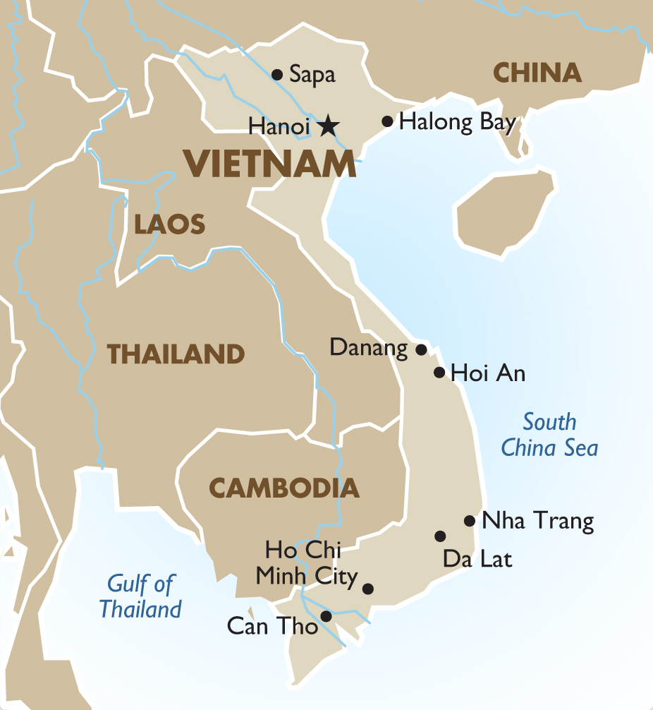 Hindus Cham monuments Vietnams New Tourism Attraction – Tourist Attractions Map In Vietnam