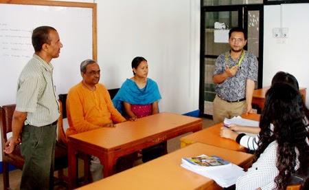 Lt-to-Rt-1.-Dr.-Govind-Upadhyai-2.-Pu.-Dr.-C.-Pingle-3.-Ku.-Sanu-Thapa-4.-Dr.-Nirmal-Adhikarya-at-Katmandu-Uni_col.