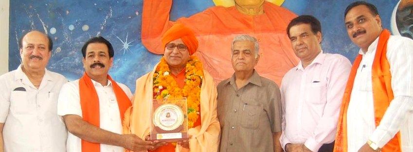 Swami Arya Vesh ji