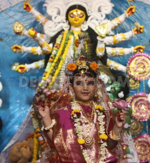 India Hindu Kumari puja - World Hindu News