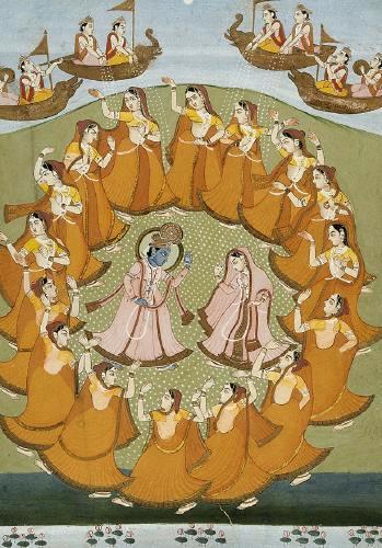 Krishna_and_Radha_dancing_the_Rasalila,_Jaipur,_19th_century