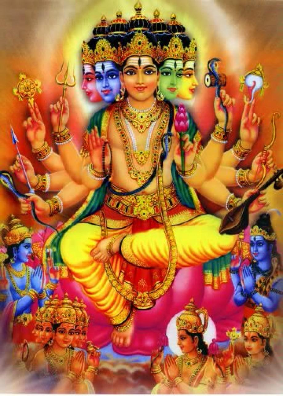 101 Ft Tall Statue Of Lord Vishwakarma World Hindu News